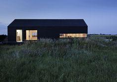 """Haus """"Stealth Barn"""" von Carl Turner Architects"""