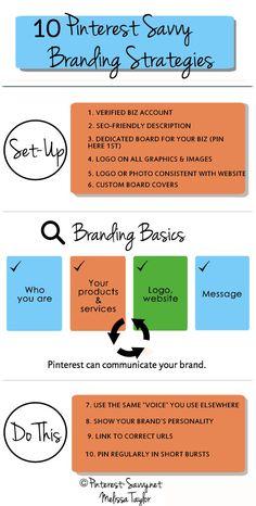 Branding your Business on Pinterest