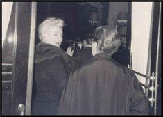 Marilyn avec -probablement- Susan Strasberg
