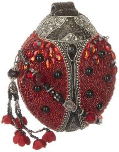Shop a great selection of Mary Frances Lady Bug Novelty. Find new offer and Similar products for Mary Frances Lady Bug Novelty. Vintage Purses, Vintage Bags, Vintage Handbags, Vintage Outfits, Vintage Shoes, Mary Frances Purses, Mary Frances Handbags, Beaded Purses, Beaded Bags