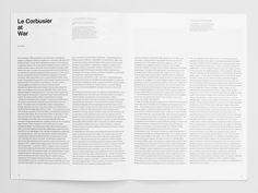 Editorial Design Inspiration: Archphoto | Abduzeedo Design Inspiration