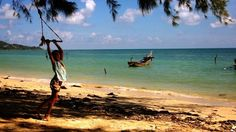 "Thailand // Phuket / Samui Filmed and edited by Andrew Melikov  // Camera: iPhone 4S // Editing: Final Cut Pro // Color correction: Color Finesse 3 // Music: ""Kashiwa Daisuke - Rabbit's Quartet""  NEW / Family Story / Thailand / Samui  - https://vimeo.com/93571475"