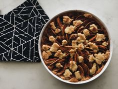 Apple Pie, Acai Bowl, Cereal, Snacks, Baking, Breakfast, Food, Acai Berry Bowl, Morning Coffee
