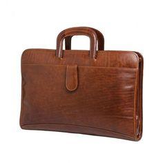 Кожаная сумка для документов Chiarugi c2320-2