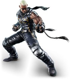 Raven-the blade of tekken Fantasy Sword, Fantasy Warrior, Black Characters, Video Game Characters, Character Creation, Character Art, Character Design, Tekken Wallpaper, Martial Arts Games