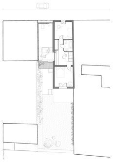 A Suspended Room / NeM Architectes, Plan