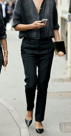 business casual.,