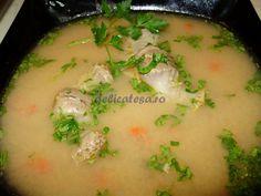 Ciorbă cu pipote de curcan Supe, Healthy, Health