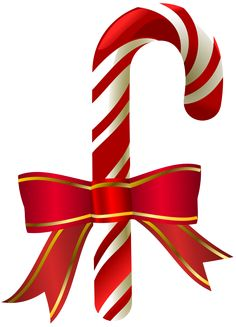 Christmas Candy Cane Transparent PNG Clipart | Clip_ART ...
