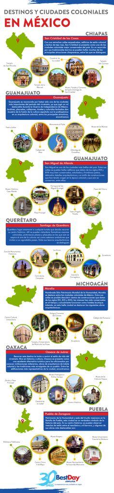 Destinos y Ciudades Coloniales