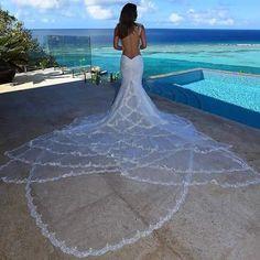Mermaid wedding dress with a mermaid tail train . - Mermaid wedding dress with a mermaid tail train - Sexy Wedding Dresses, Bridal Dresses, Wedding Gowns, Prom Dresses, Wedding Bride, Weird Wedding Dress, Rustic Wedding, Ugly Dresses, Modest Wedding