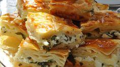 Su Böreği Tarifi A Food, Food And Drink, Perfect Food, Lasagna, Bakery, Vegetables, Ethnic Recipes, Restaurants, Recipies