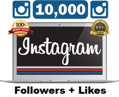 Want 10,000 Instagram Followers or Likes? We've got you covered, head over to our site and you can get yours in just a few clicks! http://speedylikes.com/