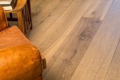 Our Yacona pale olive toned rustic Oak flooring is oiled to protect the surface and enhance the grain and knots that make the floor so attractive. #rusticwoodflooring