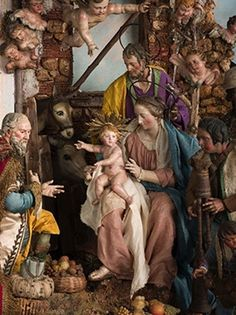 Neapolitan Crèche: A Holiday Gift to the City   The Art Institute of Chicago