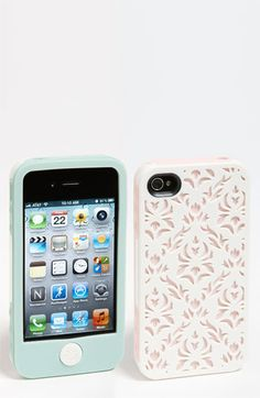 Tech Candy 'Venice' iPhone 4 & 4S Silicone Case Set | Nordstrom #nordstrom