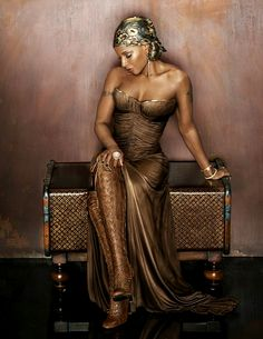 Mary J. Blige.