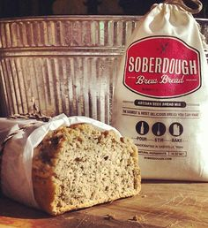Roasted Garlic Beer Bread Mix, by Soberdough on Scoutmob Shoppe Beer Bread Mix, Artisan Beer, Apple Fritter Bread, Roasted Garlic, Sweet Bread, Bread Baking, Baking Tips, So Little Time, Italian Recipes
