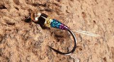 Atando Perdigones - � En moscas....no hay nada escrito !   -   www.lavaguada.cl - Regi�n de Los R�os - Chile- Ricardo Ordo�ez D.