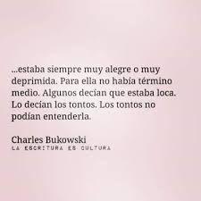 Resultado de imagen para Charles Bukowski español