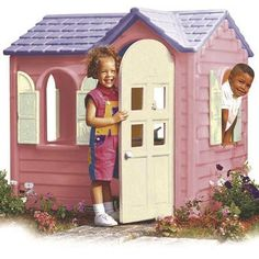 Amazon.com: Little Tikes Pink Country Cottage: Patio, Lawn & Garden