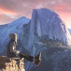 Tips On Visiting Yosemite National Park - #California, #adventure, #travel, #HyperActiveX