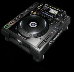 Pioneer DJ's CDJ-2000 Professional Multi Player