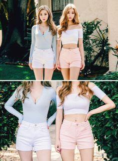 Ulzzang fashion                                                                                                                                                                                 Más