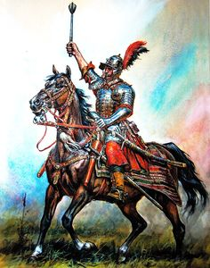 Great Polish Warriors: The Winged Hussars Part II - Weapons and Battle Tactics Military Art, Military History, Medieval Fantasy, Dark Fantasy, Poland History, Overwatch Reaper, Thirty Years' War, Landsknecht, Knight Armor