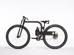 The GROWLER City Bike
