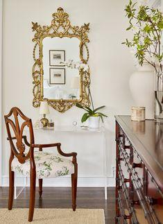 Decor Interior Design, Interior Decorating, Decorating Ideas, Discount Bedroom Furniture, Cottage, Atlanta Homes, Classic Interior, Barbie Furniture, Classic House
