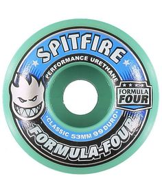 Mint Formula Four Spitfire Wheels