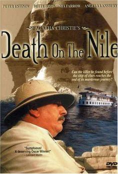 Death on the Nile, naar eenboek van Agatha Christie.  Mooie opnamen in Egypte en van het Old Cataract Hotel in Aswan, waar ik zelf ook gelogeerd heb. Goede cast ook.