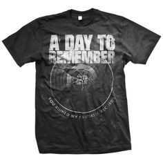A Day To Remember Broken Record