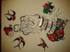 Bozza disegno_the Time