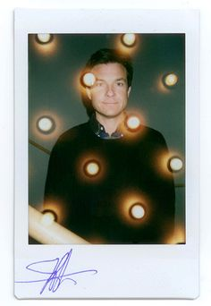 Jason Bateman Instax double exposure taken for the Los Angeles Times by Robert Caplin