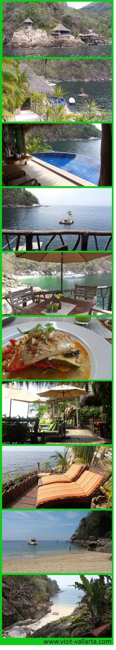 My favorite restaurant in Puerto Vallarta, Mexico.  For more information visit www.visit-vallarta.com