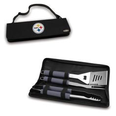 Metro BBQ Tote With Printed NFL Team Logo