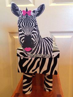 Zebra sinterklaas surprise