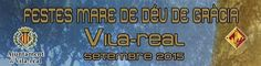 torodigital: Festes Mare de Déu de Grácia 2015 Vila-real