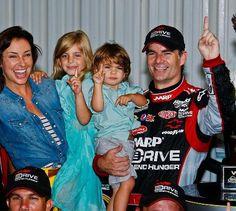 Jeff Gordon and Family!