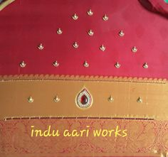 Aari Work Blouse, Continental Wallet, It Works, Fashion, Moda, Fashion Styles, Fashion Illustrations, Nailed It