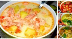 ТОП — 10 самых вкусных супов!