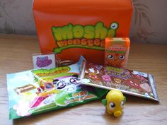 Moshi Monster party bag fillers