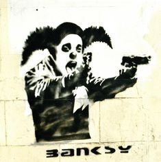 Find out NOW where you can find the locations of Banksy artwork & check out and BUY our top quality Banksy Canvas Prints, including latest Banksy Brexit Canvas! Banksy Work, Banksy Wall Art, Banksy Graffiti, Bansky, Graffiti Piece, Graffiti Artwork, Cool Artwork, Amazing Artwork, Banksy Canvas Prints