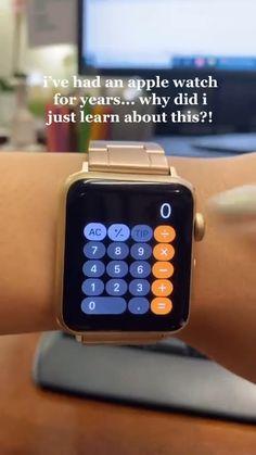 I love my new Apple watch