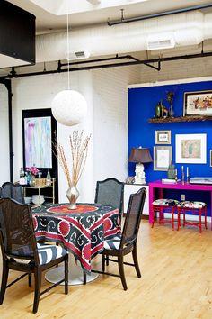 Resultado de imagen para mediterranean blue rooms