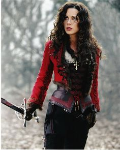 The Beautiful Costumes of Van Helsing by WalkAway