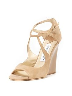 OH how I love these shoes!  Verena Sandal by Jimmy Choo on Gilt.com