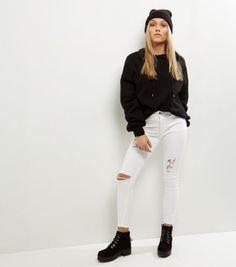 21 Ways to Wear White Jeans > CherryCherryBeauty.com
